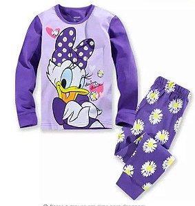 Pijama da Margarida ( Disney) - Roxo e Lilás