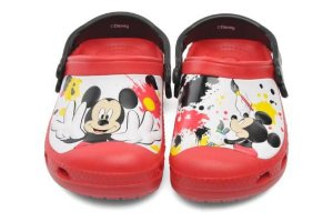 Crocs do Mickey Mouse - Disney