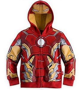 Casaco do Homem de Ferro - Coleção Super Heróis