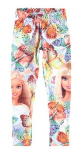 Legging da Barbie - Borboletas - Malwee Kids