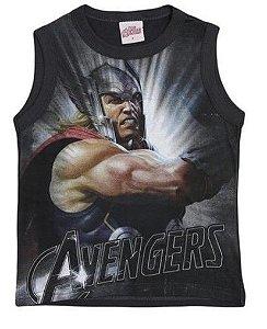 Regata do Thor - Avengers - Cinza Grafite - Brandili