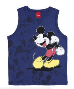 Regata do Mickey - Azul Marinho - Disney