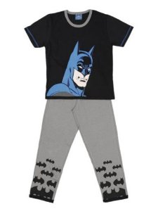 Pijama do Batman - Camiseta e Calça - Lupo