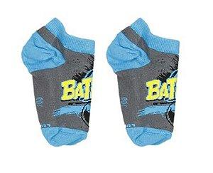 Meia do Batman- Cinza e Azul - Lupo