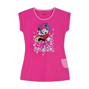 Camisola Minnie Pink - Disney  - Lupo