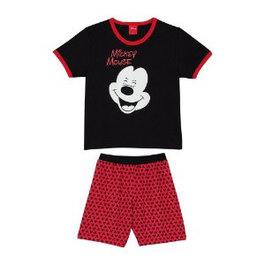 Pijama do Mickey - Brilha Escuro - Lupo