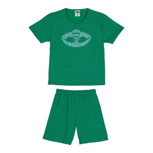 Pijama do PJ Masks -Lagartixo - Lupo