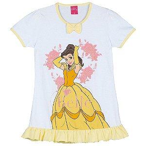 Camisola Princesa Bela - Disney Princess  - Lupo