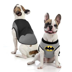 Colete do Batman - Pet - Cinza - Sulamericana