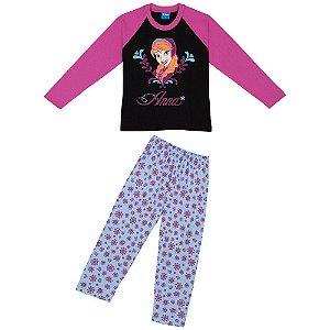 Pijama Princesa Anna - Disney  Frozen - Lupo