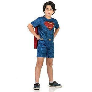 Fantasia Oficial do Super Homem - Manga Curta