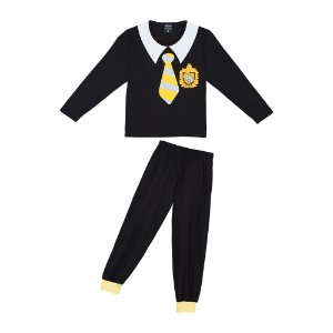 Pijama Harry Potter - Hufflepuff - Lupo