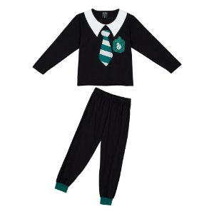Pijama Harry Potter - Slytherin - Lupo