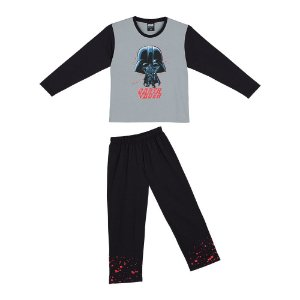Pijama Star Wars Darth Vader - Disney - Lupo