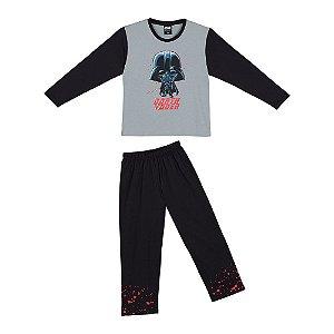 Pijama Star Wars Darth Vader - Disney - Lupo