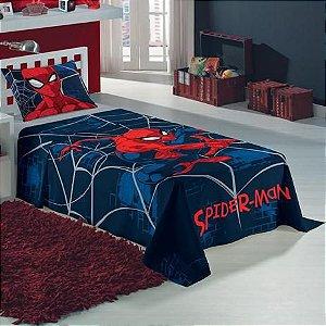 Jogo de Cama - Homem Aranha - 2 Peças