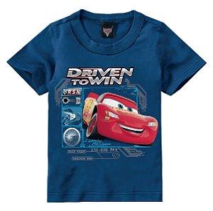Camiseta Mcqueen - Azul - Malwee