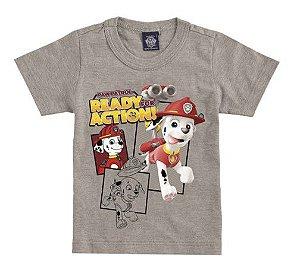 Camiseta da Patrulha Canina - Marshall - Malwee