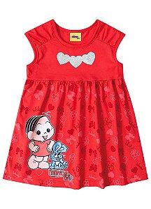 Vestido Mônica Vermelho