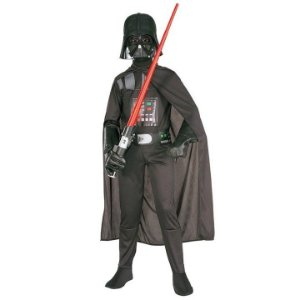 Fantasia do Darth Vader - Star Wars