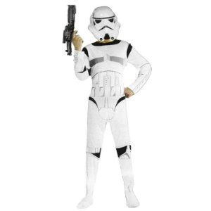 Fantasia do Stormtrooper - Star Wars