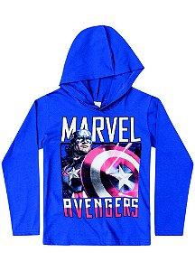 Camiseta do Capitão América - Marvel Avengers