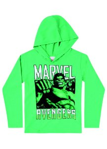 Camiseta do Hulk - Marvel Avengers