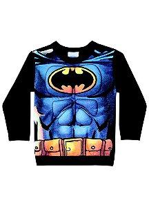 Moletom Felpado com Enchimento - Batman