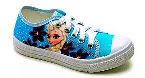 Tênis da Rainha Elsa - Disney Frozen