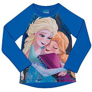 Camiseta Proteção UV 50 FPS  - Disney Frozen