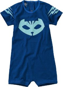 Macacão Menino Gato - PJ Masks
