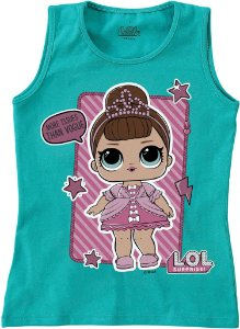 Blusa LOL Surprise - Fancy