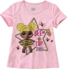 Blusa LOL Surprise - Queen Bee