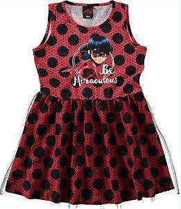 Vestido Ladybug - Miraculous