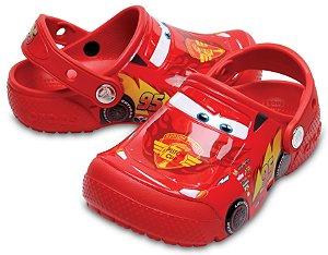 Crocs dos Carros - Vermelho - FunLab Clog