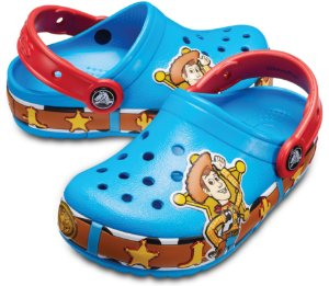 Crocs do Woody - Toy Story - com Luzinhas Piscantes