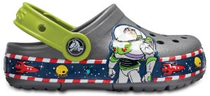 Crocs do Buzz Lightyear - Toy Story - com Luzinhas Piscantes