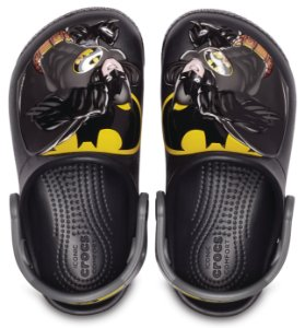 Crocs do Batman - Funlab - Cores Vivas