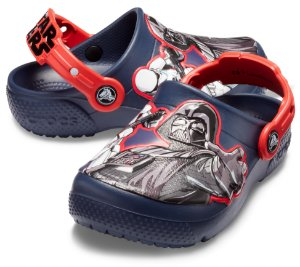 Crocs do Star Wars Dark Side - Funlab - Cores Vivas