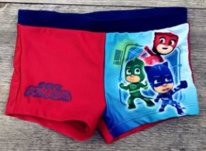 Sunga Boxer do PJ Masks