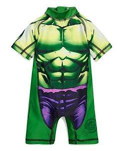 Macacão de Praia Proteção UV - Hulk
