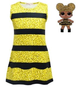Vestido da LOL - Queen Bee