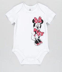 Body da Minnie- Disney - Algodão Sustentável