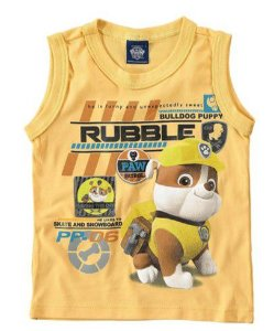 Regata da Patrulha Canina - Rubble