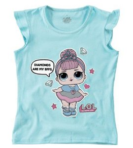 Blusa LOL Surprise - Crystal Queen