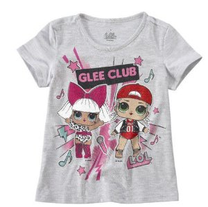 Blusa LOL Surprise - Diva e M.C. Swag