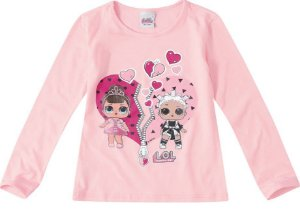 Blusa LOL Surprise - Rosa - Fresh e Fancy