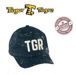 Boné Azul Marinho Tigor T. Tigre