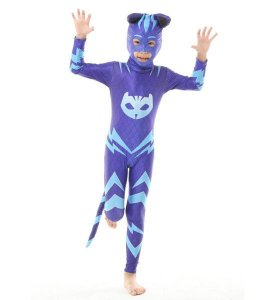 Fantasia do PJ Masks Menino Gato
