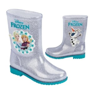 Bota Galocha Elsa e Anna - Disney Frozen - Grendene